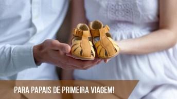 Uma Linda Mensagem Para Papais De Primeira Viagem!