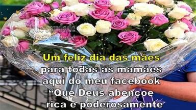 Vídeo Com Mensagem De Dias Das Mães Para Compartilhar No Facebook!
