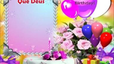 Feliz Aniversário Amiga! Que Neste Dia Tão Especial Não Te Falte Amor E Carinho!