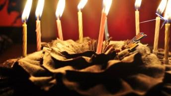 Feliz Aniversário Para Facebook, Deseje Um Super Hiper Mega Feliz Aniversário!