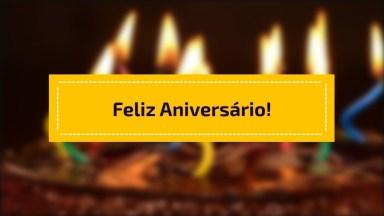 Feliz Aniversário, Que Deus Abençoe Sua Vida Hoje E Sempre!