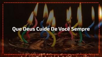 Mensagem Bonita De Aniversário Para Compartilhar No Facebook!
