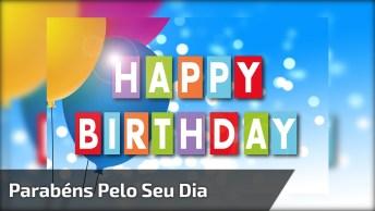 Mensagem Bonita De Feliz Aniversário Para Facebook, Compartilhe!