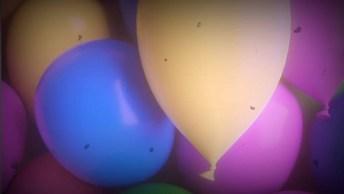 Mensagem De Aniversário De Amiga - Que A Vida Lhe Sorria Sempre!
