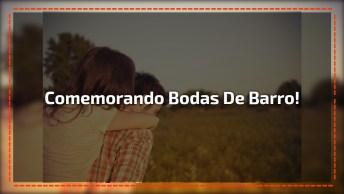 Mensagem De Aniversário De Casamento, Para Comemorar Bodas De Barro!