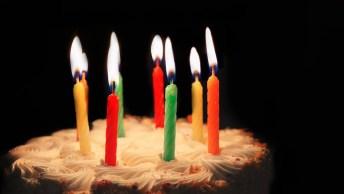 Mensagem De Aniversário Do Irmão - Que Deus Continue Te Iluminando!