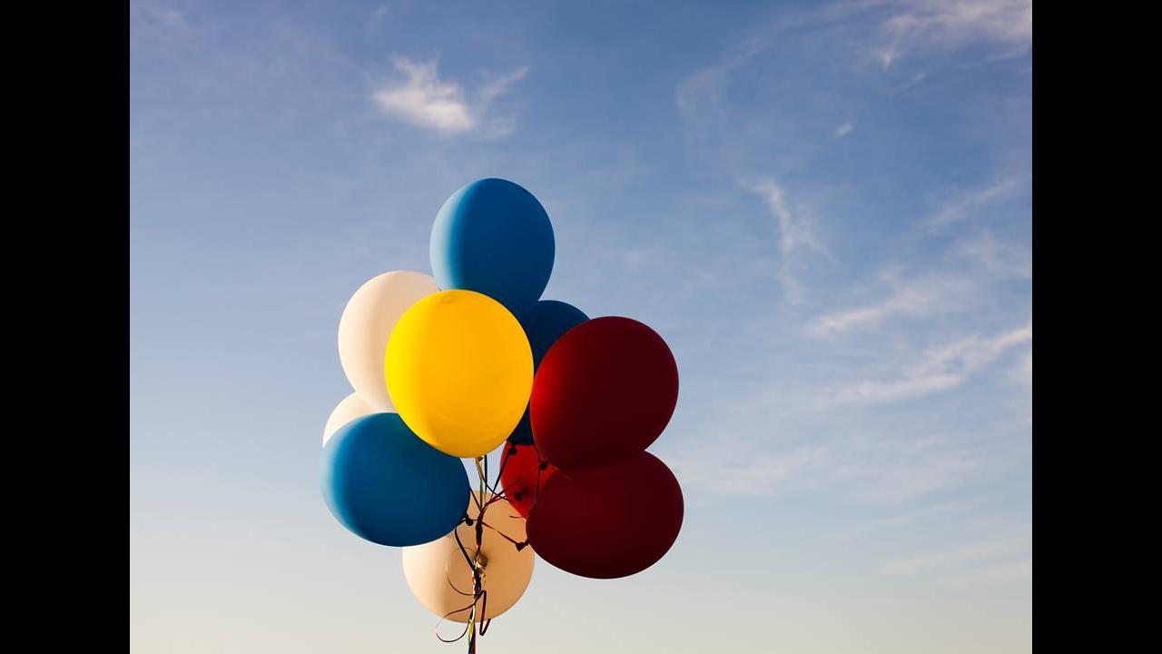 Mensagem de aniversário do sobrinho - Te desejo um dia lindo, cheio de diversão!