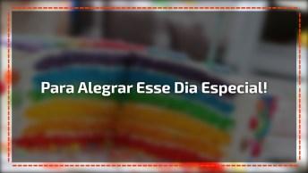 Mensagem De Aniversário Facebook, Para Alegrar Esse Dia Especial!