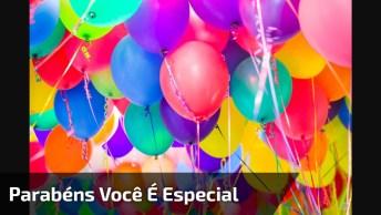 Mensagem De Aniversário Para Alguém Especial, Este Dia Merece Festa!