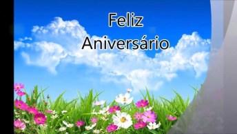 Mensagem De Aniversario Para Amigo( A )! Parabéns Pra Você, Nesta Data Querida!