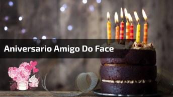 Mensagem De Aniversario Para Amigo Do Face, Compartilhe Agora Mesmo!