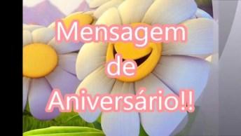 Mensagem De Aniversário Para Amigos E Amigas Aniversariantes Do Facebook!