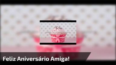 Mensagem De Aniversário Para Facebook, Compartilhe Na Linha Do Tempo Da Amiga!