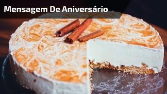 Mensagem De Aniversário Para Facebook, Deseje Muita Saúde, Amor, Muita Paz. . .