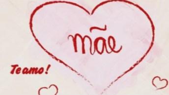 Mensagem De Aniversário Para Mãe, Compartilhe No Facebook Dela!