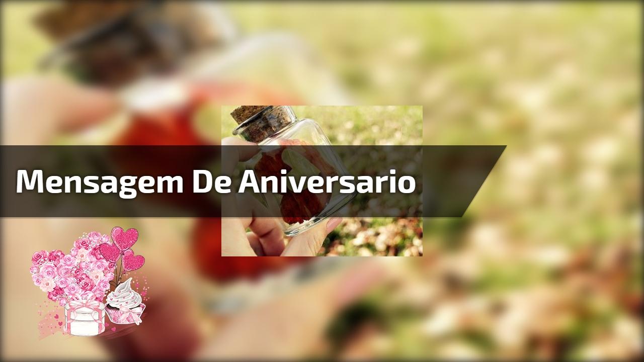 Feliz Aniversario Tia Graca: Mensagem De Aniversario Para Tia, Seu Aniversario é Especial