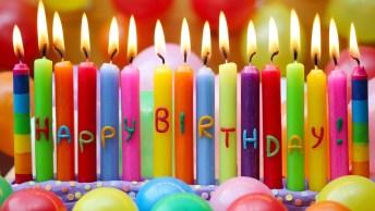 Mensagem De Aniversário Para Uma Pessoa Incrível, Aproveite O Dia!