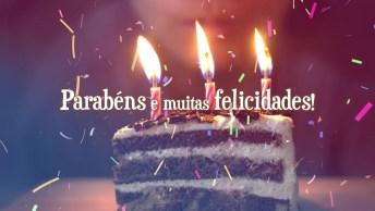Mensagem De Feliz Aniversário Para Amigo( A ), Super Fofa, Cheia De Carinho!