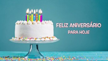 Mensagem De Feliz Aniversário Para Amigo Ou Amiga! Parabéns Pra Você!