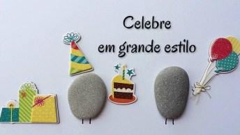 Mensagem De Feliz Aniversário Para Amigo Ou Amiga! Parabéns!