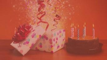 Mensagem De Feliz Aniversario Para Amigo Ou Amiga! Que Seu Dia Seja Abençoado!