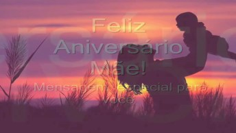Mensagem De Feliz Aniversário Para Mãe Guerreira Na Voz De Ricardo Grun!
