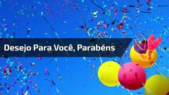 Mensagem Linda De Aniversário, Que Deus Ilumine Seu Caminho!