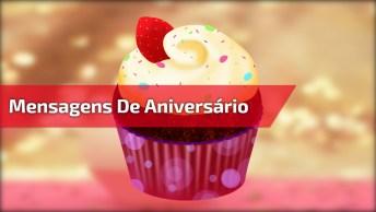 Mensagens De Aniversário Para Amigos, Compartilhe No Facebook!