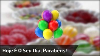 Mensagens De Aniversário Parabéns Amiga - Hoje É O Seu Dia Especial!
