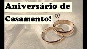 Telemensagem Para Aniversário De Casamento Para Esposo-Voz Feminina!