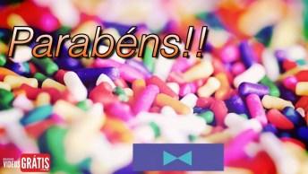 Video Com Mensagem De Aniversário Para Ana Cristina - Feliz Aniversário!