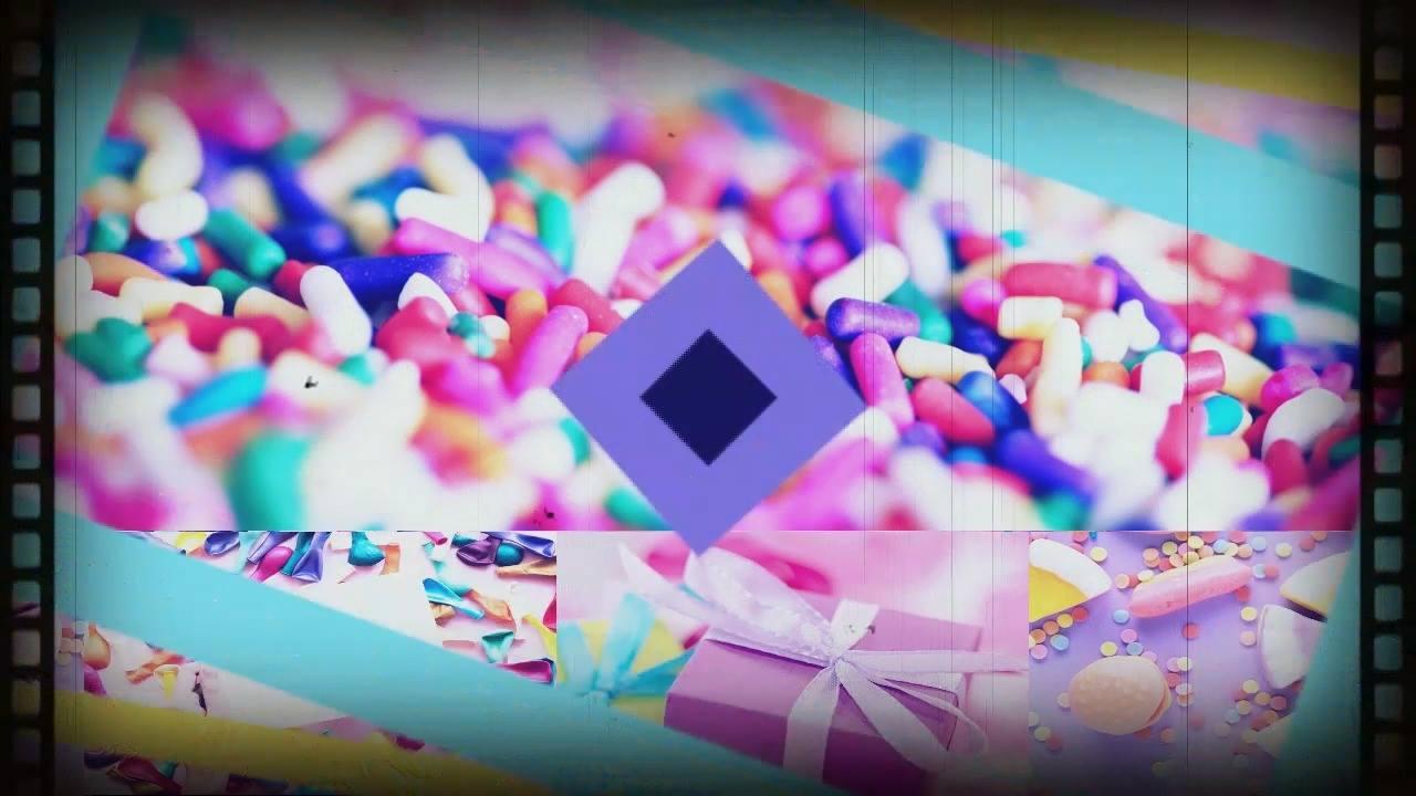 Vídeo com mensagem de Feliz Aniversário para Marina