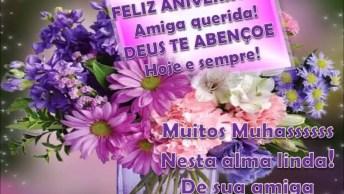 Vídeo De Aniversário Para Amiga Vivian, O Dia Mais Especial Do Ano Chegou!