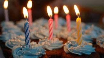 Vídeo De Feliz Aniversário Com Mensagem Curta. Parabéns Pelo Seu Dia!