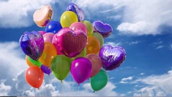 Vídeo De Feliz Aniversário Com Mensagem Para Motivar Linda!
