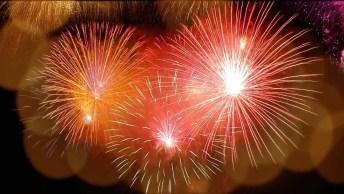 Mensagem De Ano Novo 2018 - 2019 É Mais Uma Oportunidade Para Ser Feliz!