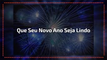 Mensagem De Ano Novo Com Imagens Lindas. Que Seu Novo Ano Seja Lindo!