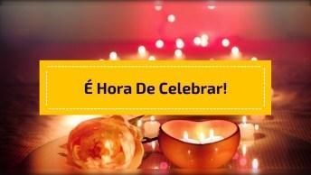 Mensagem De Ano Novo. É Hora De Celebrar O Começo De Um Novo Tempo!