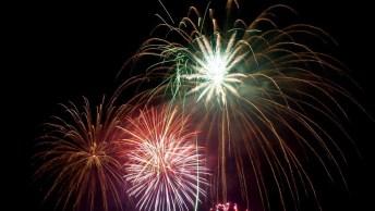 Mensagem De Ano Novo Para Facebook. Deseje Um Feliz Ano Novo A Todos Amigos!
