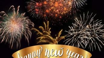 Mensagem De Ano Novo Para Família - Desejo Do Fundo Do Meu Coração!