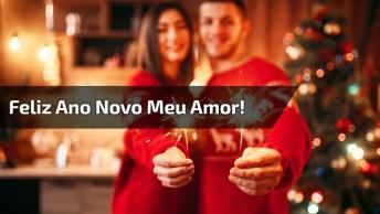 Mensagem De Ano Novo Para Namorado. Feliz Ano Novo Meu Amor!