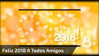 Mensagem De Ano Novo Para Todos Os Amigos! Amo Todos Vocês Queridos Amigos!