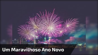 Mensagem De Ano Novo - Poder Contar Com Você Foi A Melhor Parte!
