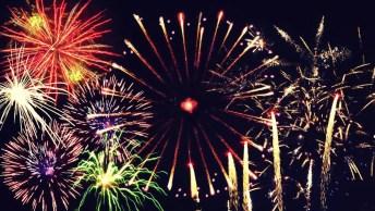 Mensagem De Feliz Ano Novo, Adeus Ano Velho! Que Todos Seus Sonhos Se Realizem!