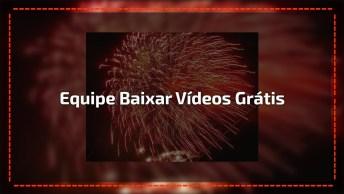 Mensagem De Feliz Ano Novo De Nossa Equipe Baixar Vídeos Grátis!