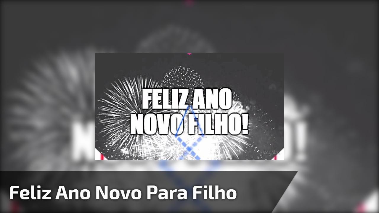 Mensagem De Aniversario De Um Ano Para Filho: Mensagem De Feliz Ano Novo E Feliz Aniversário, Deus