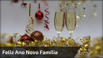 Mensagem De Feliz Ano Novo Para Grupo Da Família No Whatsapp!
