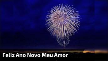 Mensagem De Feliz Ano Novo Para Namorado. Você Deixa Tudo Mais Colorido!