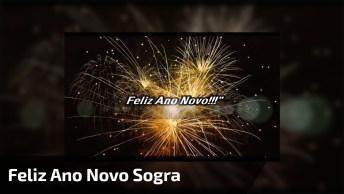 Mensagem De Feliz Ano Novo Para Sogra! Você É Muito Especial Em Minha Vida!