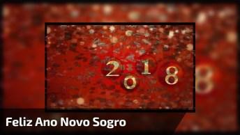 Mensagem De Feliz Ano Novo Para Sogro. Obrigado Por Estar Sempre Presente!